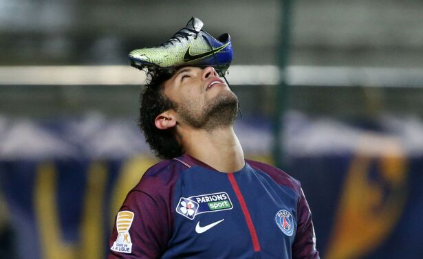 Neymar Nike Y Puma Todo Sobre El Cambio De Guayos Del Astro Brasileno Del Psg