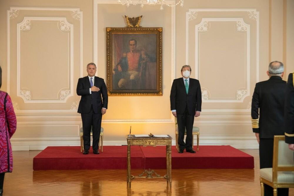 372365_Iván Duque. Foto: Presidencia
