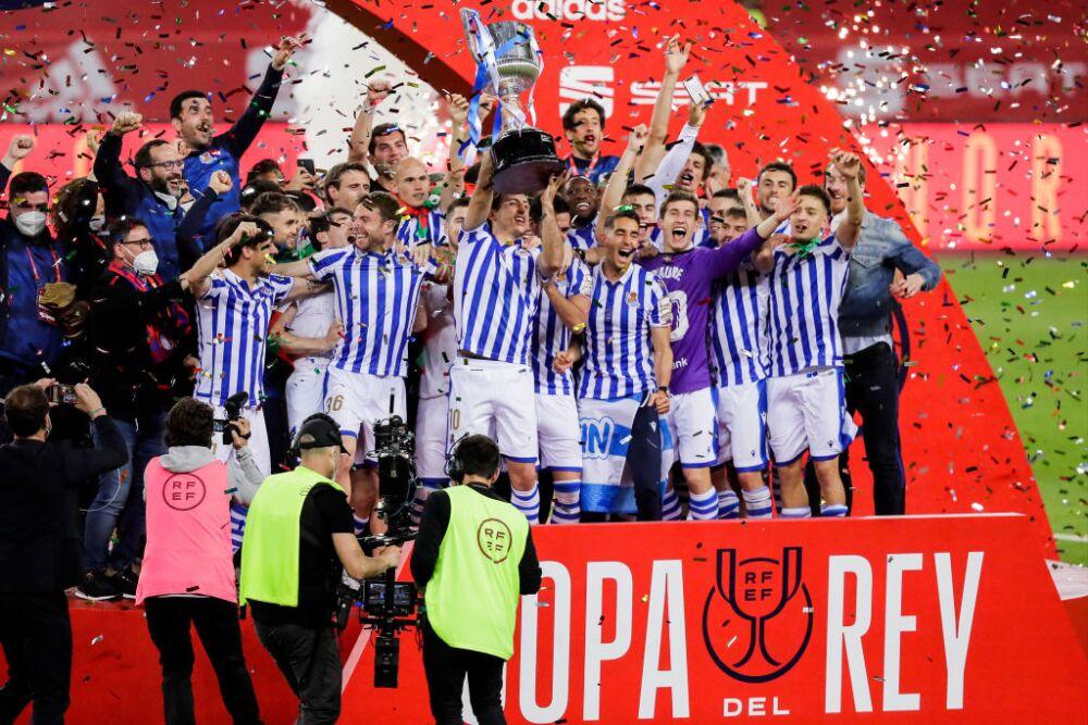 Athletic de Bilbao v Real Sociedad