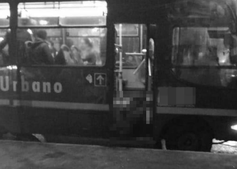 Homicidio en bus del SITP