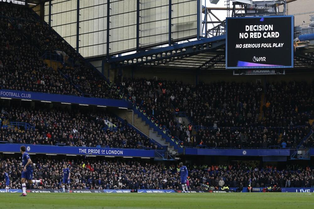 Stamford Bridge / AFP