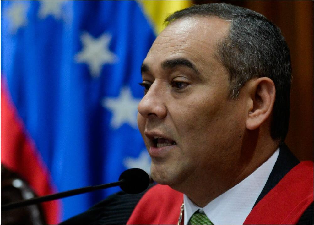 284473_BLU Radio. Maikel Moreno - Foto: AFP