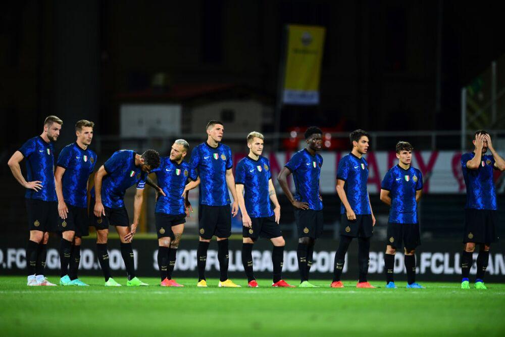 Lugano FC v FC Internazionale - Pre-Season Friendly Match