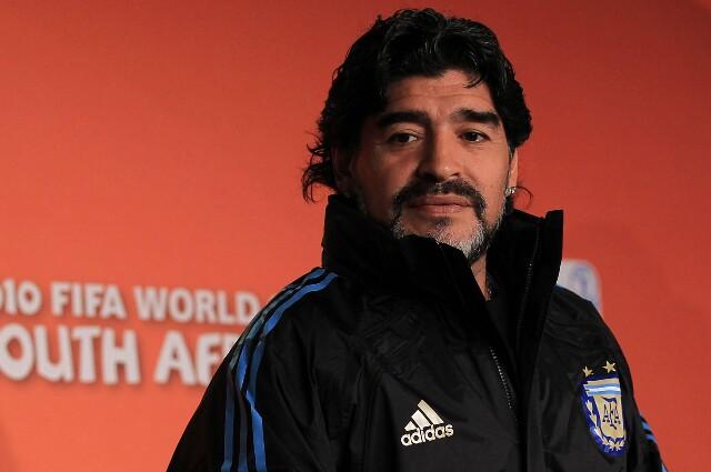 Diego Maradona en Copa América