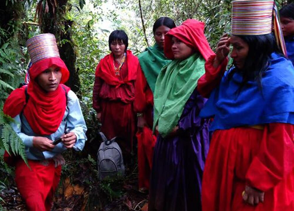 301929_BLU Radio. Indígenas - referencia // Foto: OIA