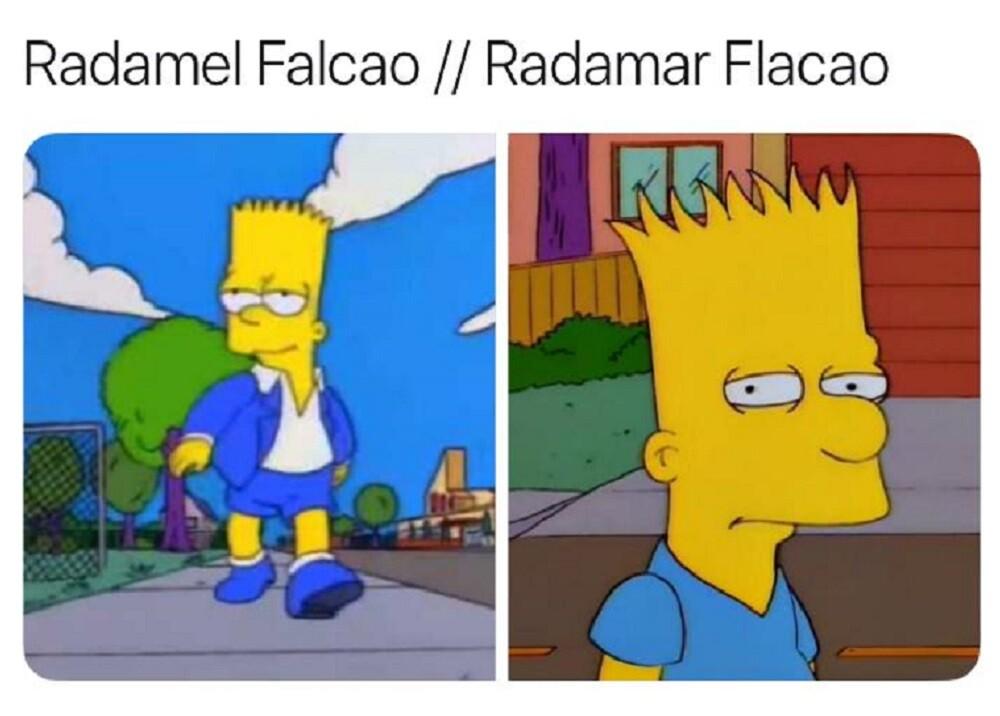 336501_BLU Radio. Lluvia de memes por 'Radamar' // Foto: Redes sociales