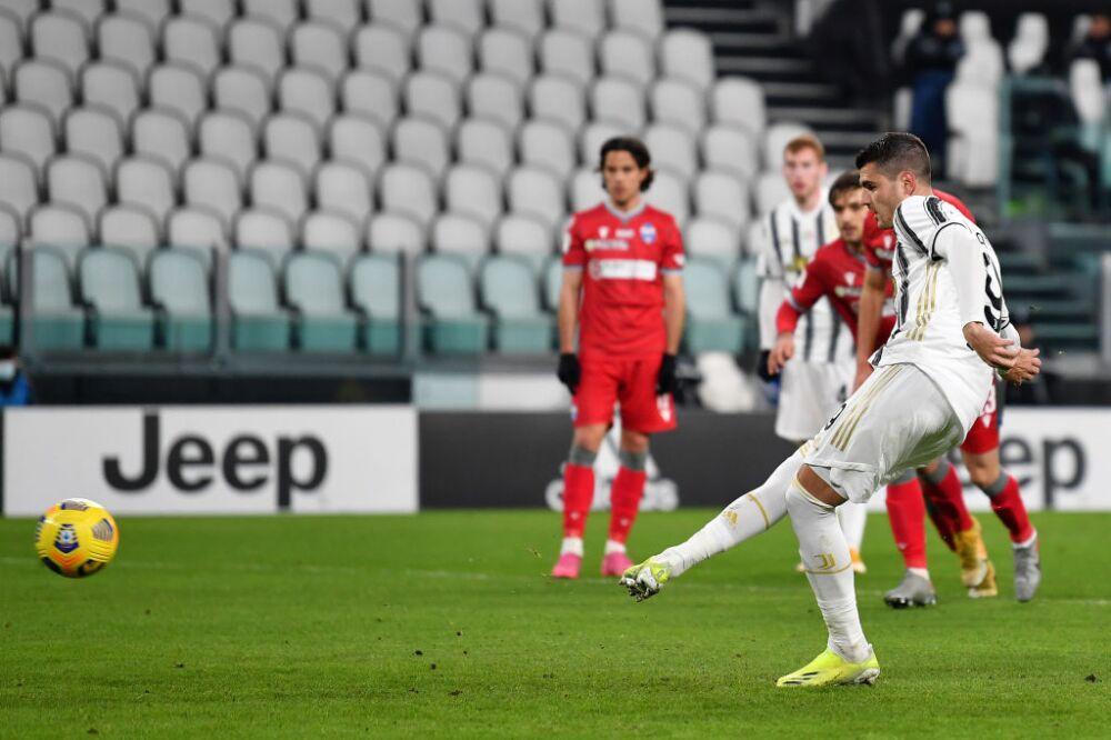 Álvaro Morata, jugador de Juventus