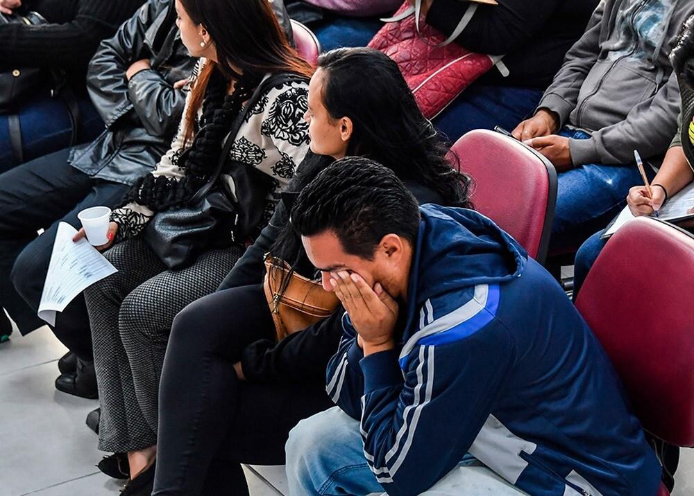366857_Desempleo // Foto: AFP, imagen de referencia