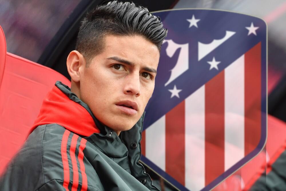 James Rodriguez Atlético de Madrid 060820 AFP E.jpg