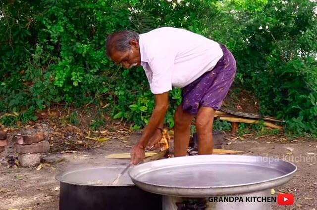 Youtube: Grandpa Kitchen