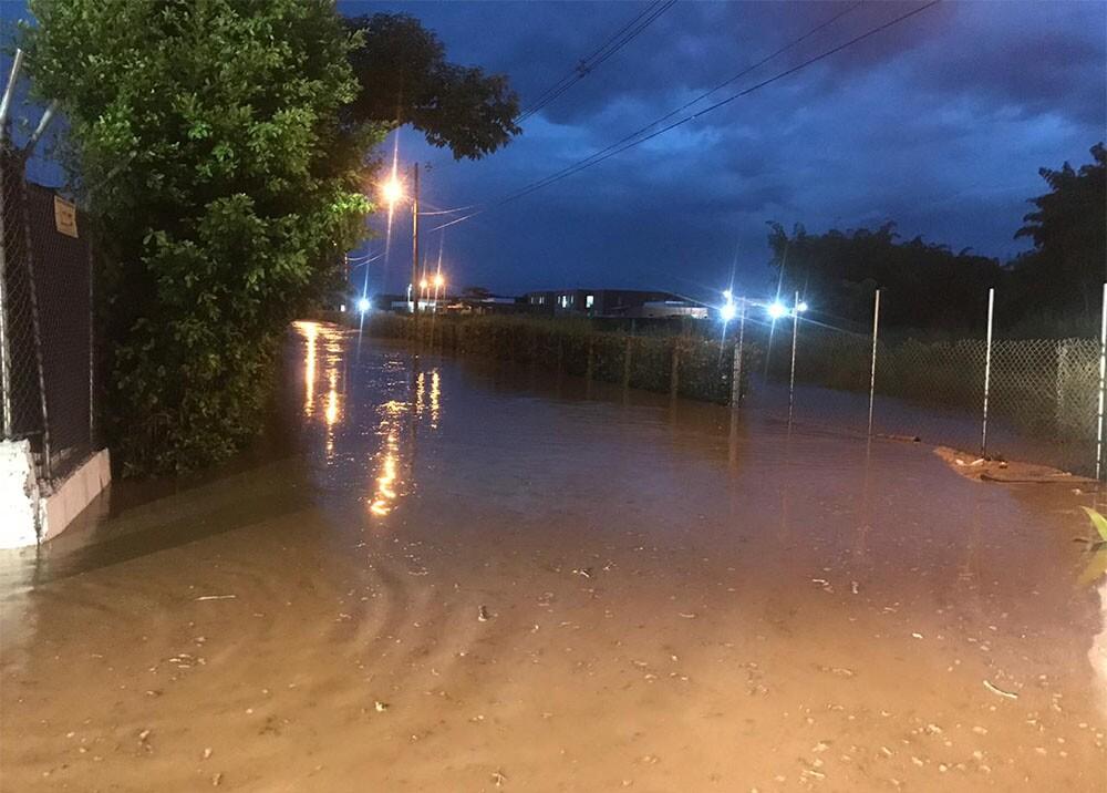 335439_BLU Radio. Inundaciones en Jamundí / Foto suministrada