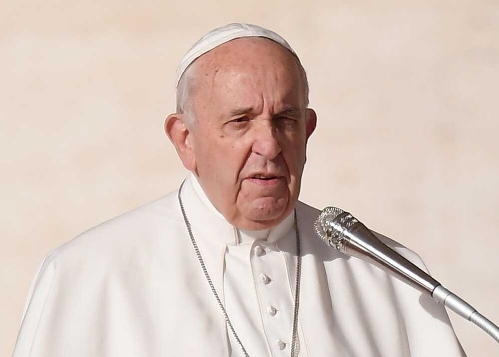 350792_Papa Francisco // Foto: AFP