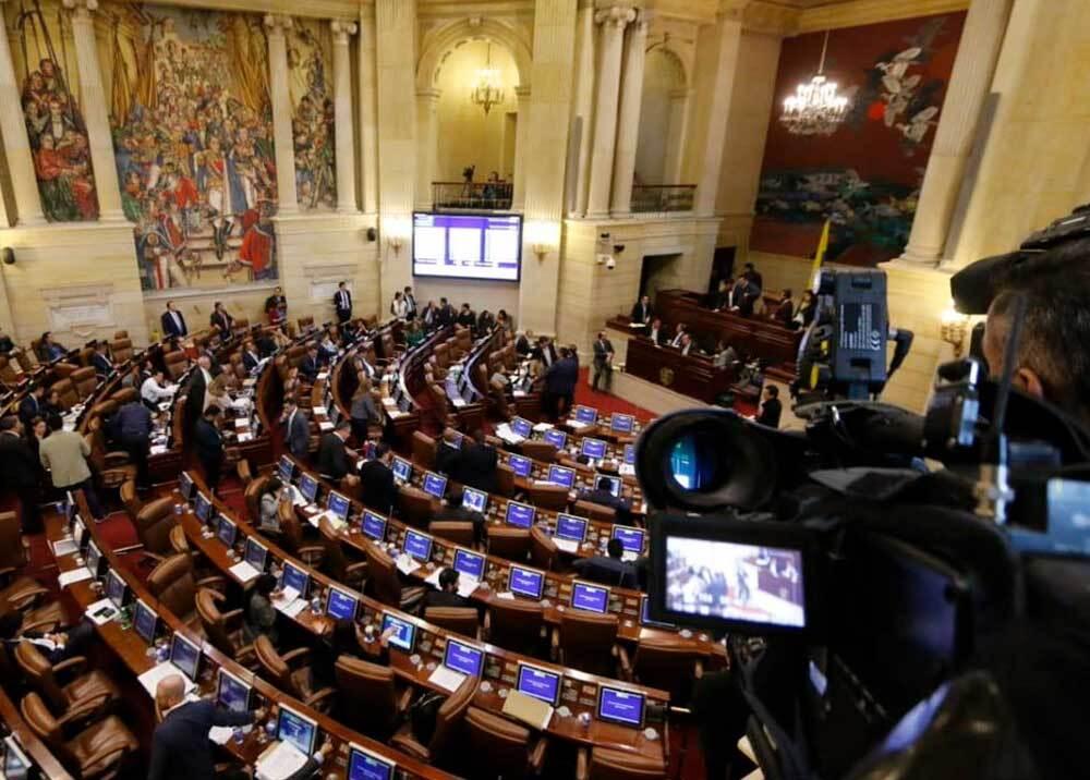 337042_BLU Radio // Congreso de la República // Foto: MinInterior