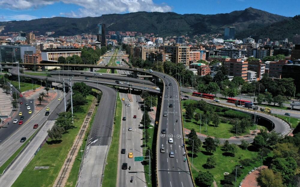 Bogotá. Foto AFP.jpeg
