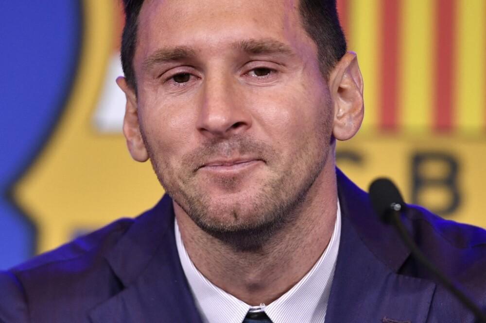 Messi habría concretado su contrato con el PSG
