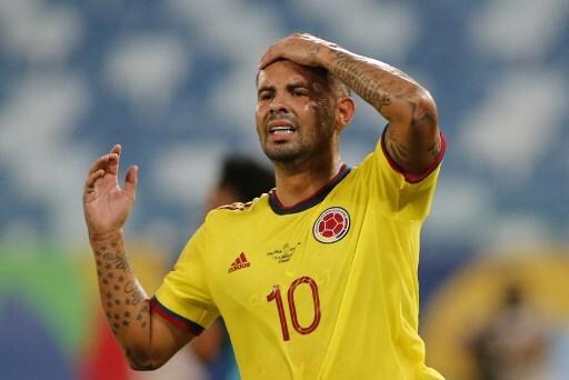 Edwin Cardona selección Colombia