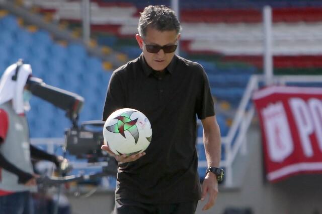 Juan Carlos Osorio, en el América de Cali