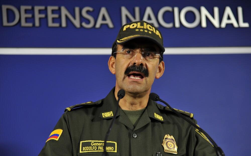 85620_BLU Radio, general Palomino / Foto: AFP