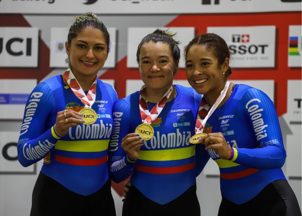Copa de Naciones de Pista de Cali Foto OlimpicoCol.jpg
