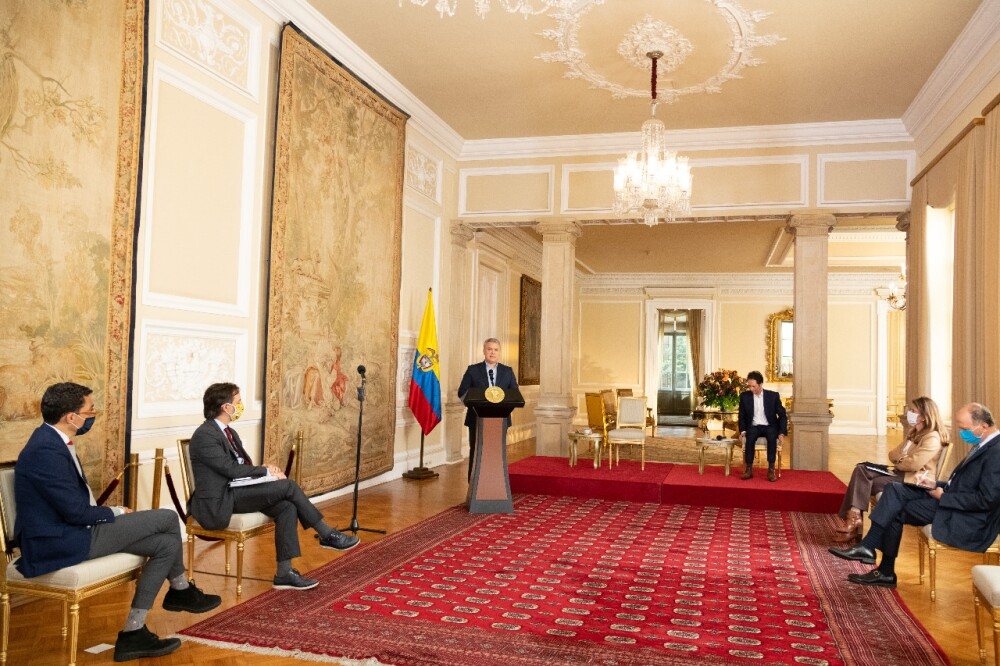 372756_Presidente Duque - Foto Presidencia