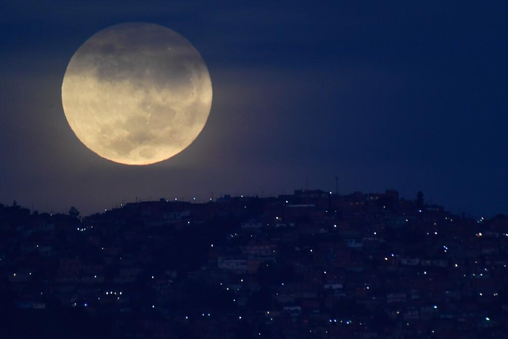 Luna Azul / AFP
