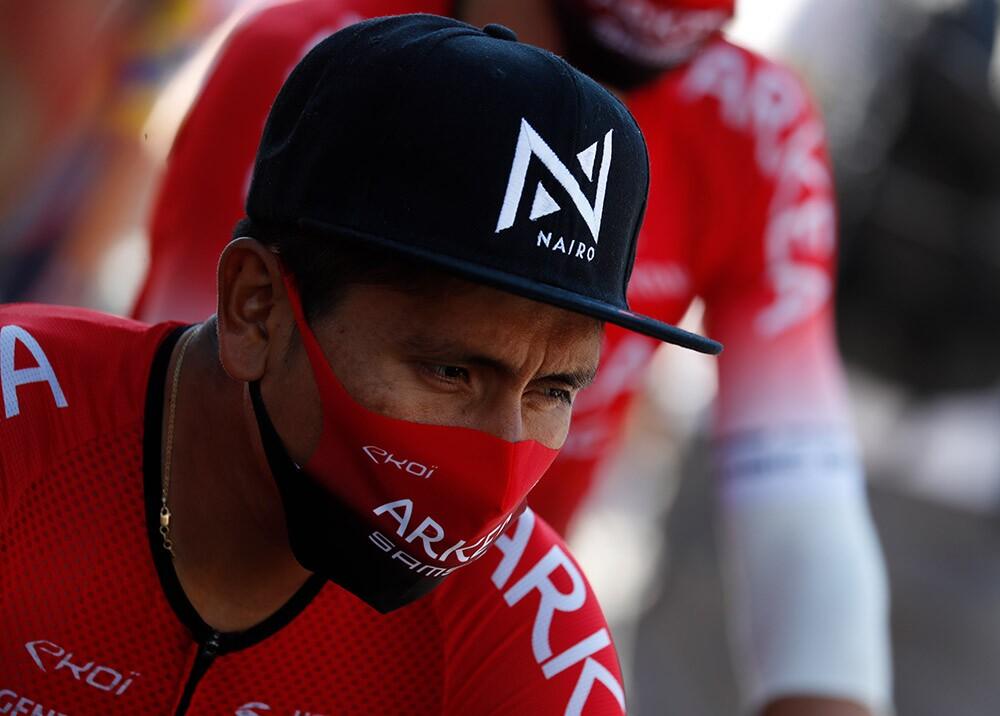 Nairo Quintana // Foto: AFP