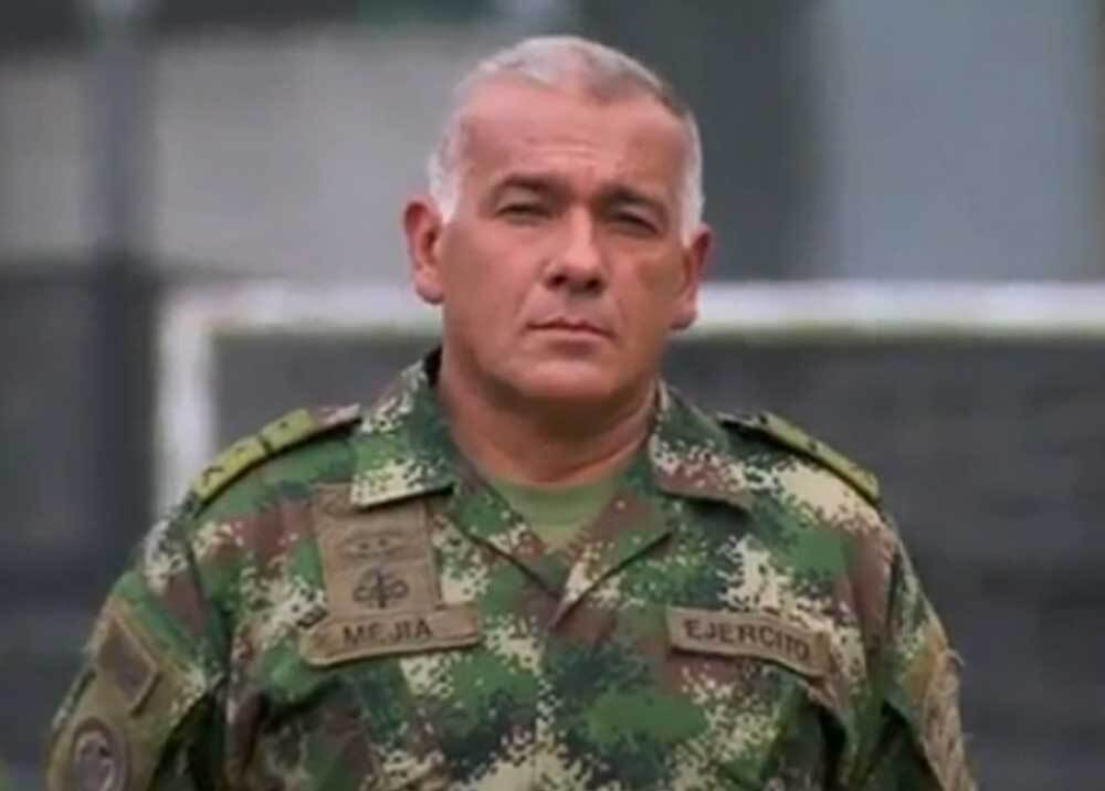 315705_Blu Radio. Coronel Hernán Mejía. Foto: Archivo El Espectador