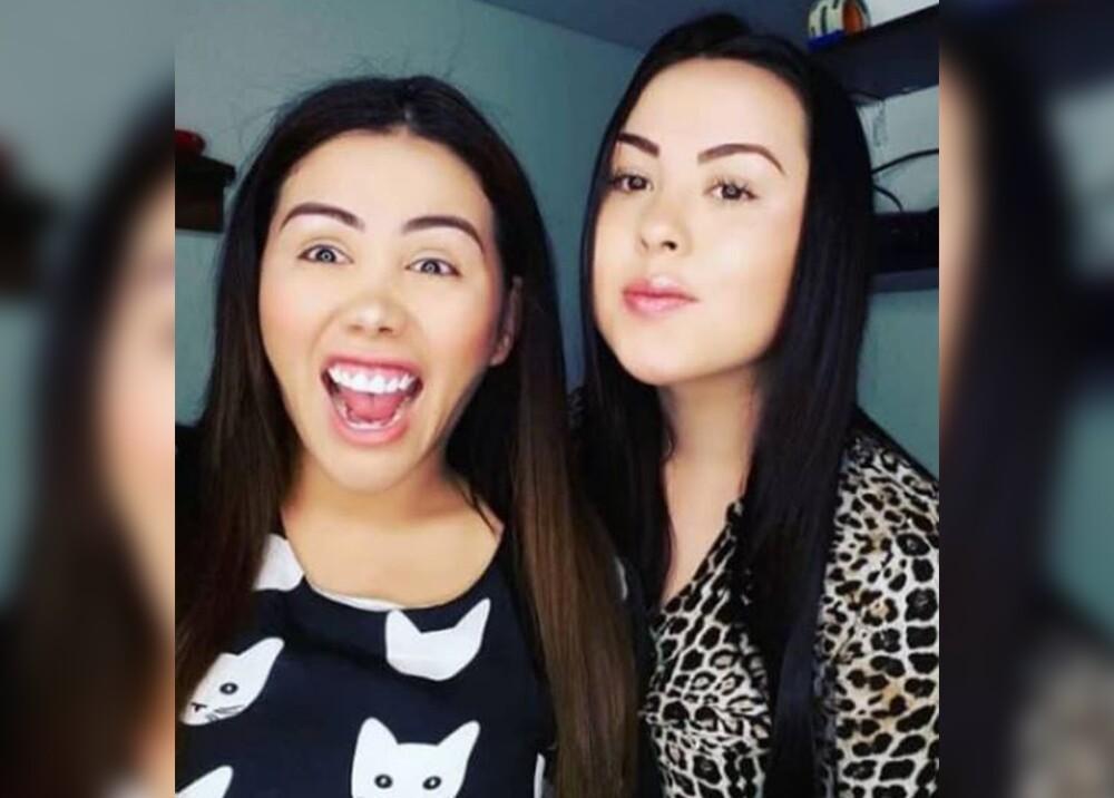 18488_La Kalle - Yina Calderón y su hermana Juliana - Foto Instagram