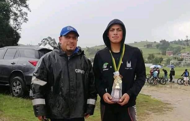 Daniel Pedraza Castillo perdió la vida en un accidente.