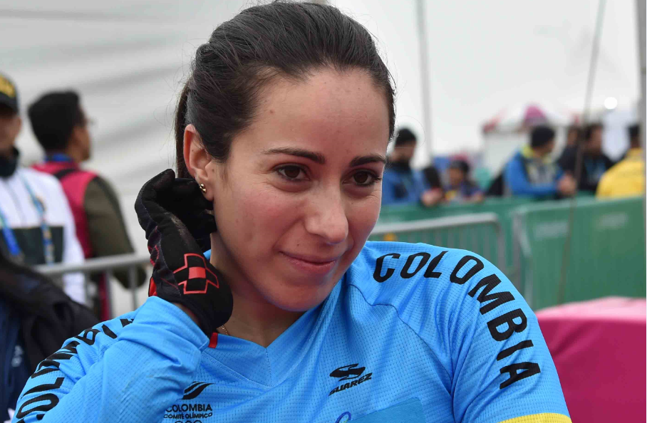 Mariana Pajón clasificó a los Juegos Olímpicos de Tokio.