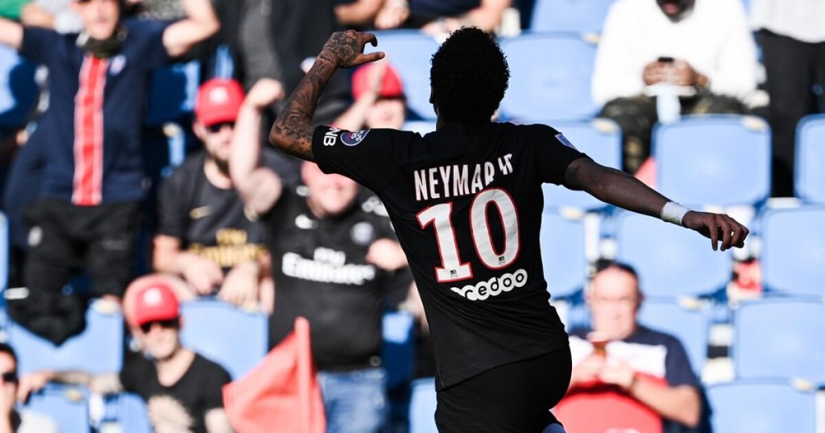 PSG volvió con todo: pensando en Champions y con público, goleó 9-0 a El Havre