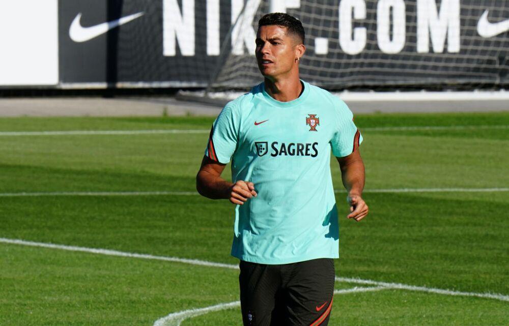 Cristiano Ronaldo-Portugal