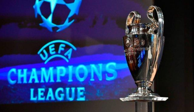 Champions League. Foto AFP