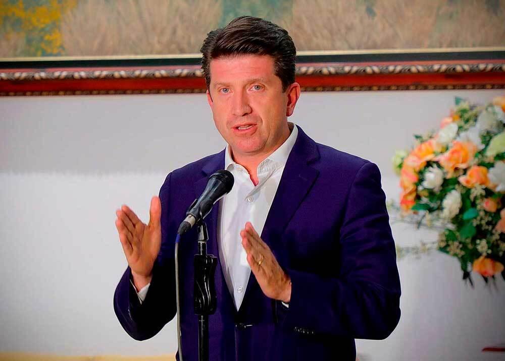 3Diego Molano // Foto: Presidencia