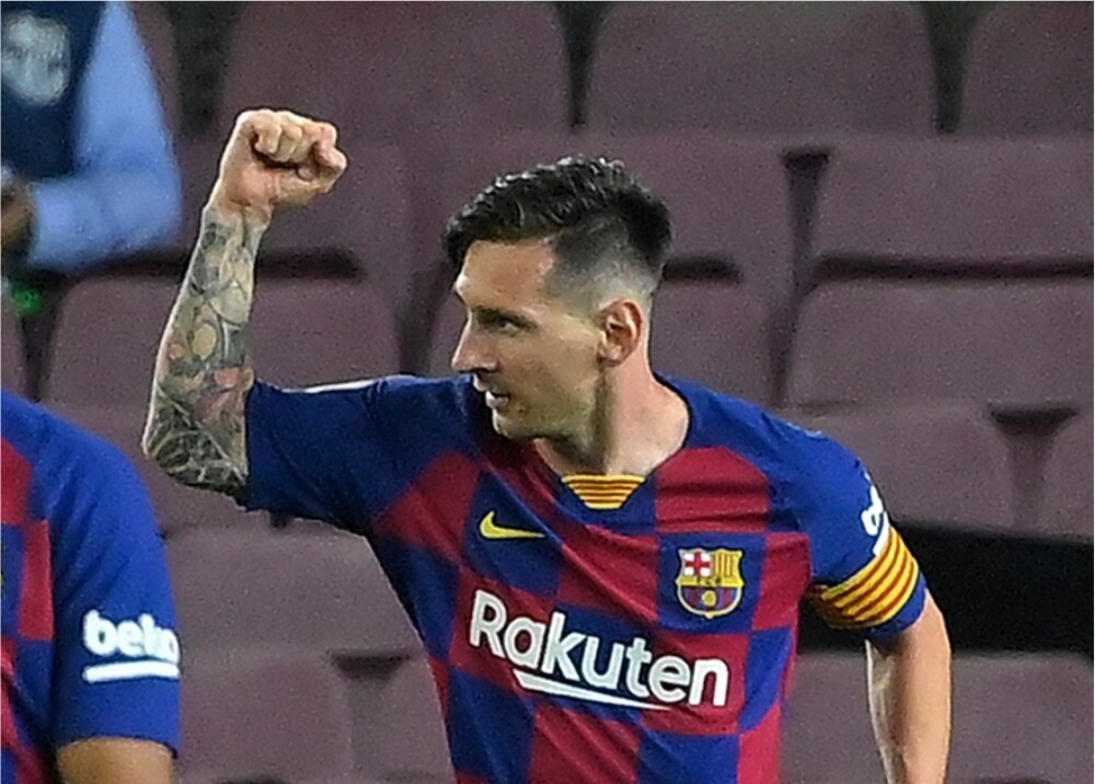 369474_Messi // Foto: AFP