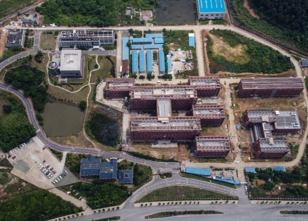 370716_Laboratorio de Virología de Wuhan / AFP