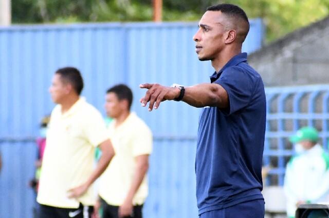 Luis Amaranto Perea, director técnico del Junior de Barranquilla