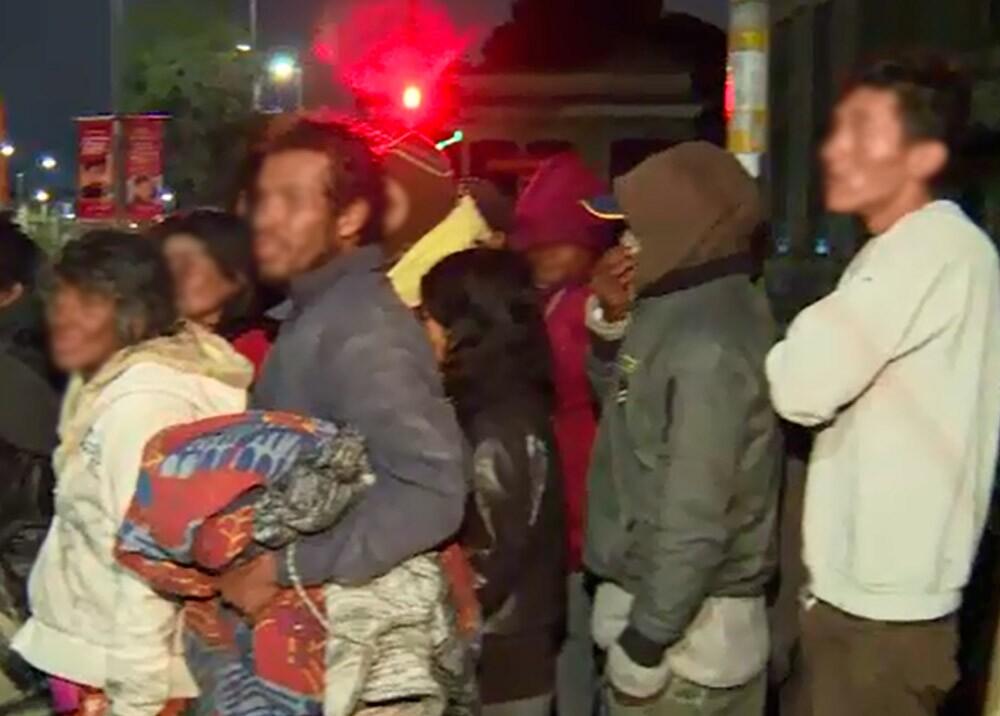 359479_Habitantes de calle en Bogotá denuncian falta de ayudas // Foto: cortesía Noticias Caracol