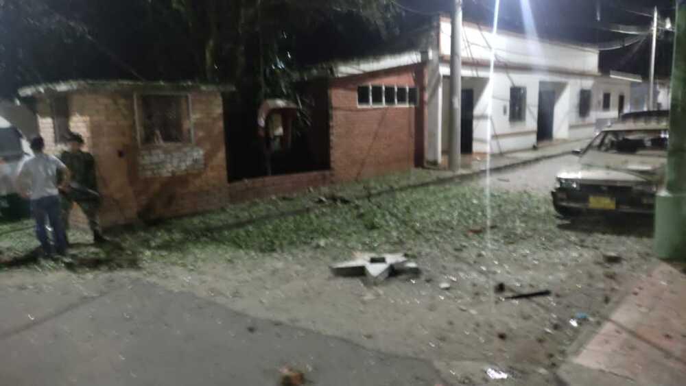 Ataque Chinácota, Norte de Santander