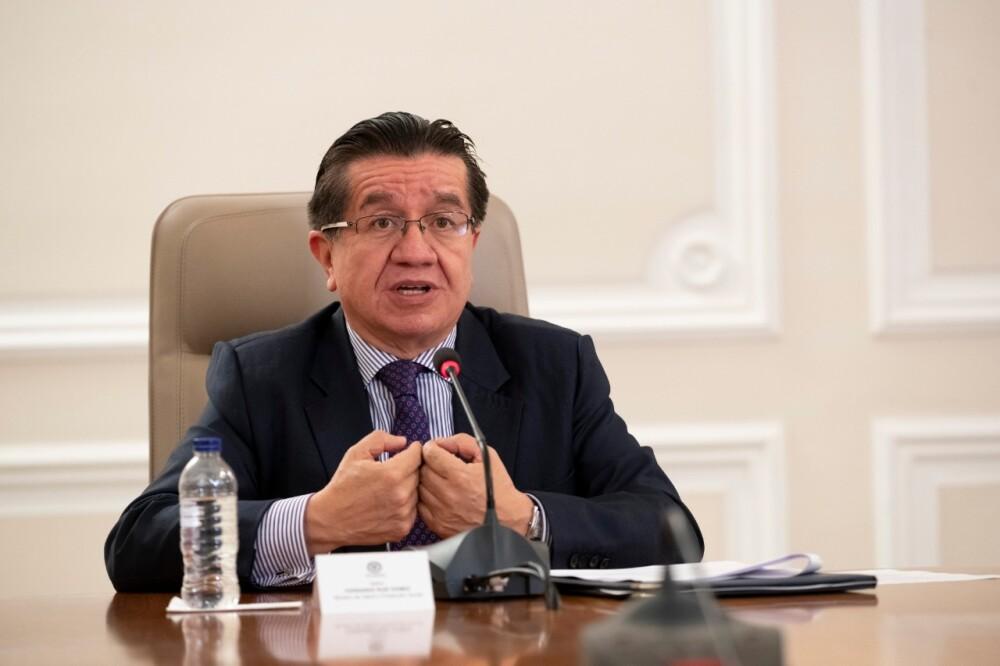 Fernando Ruiz. Foto: Presidencia