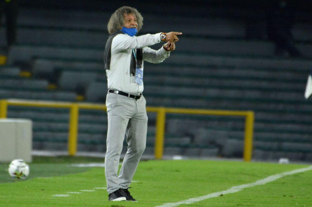 Alberto Gamero, técnico de Millonarios. Dimayor.jpeg