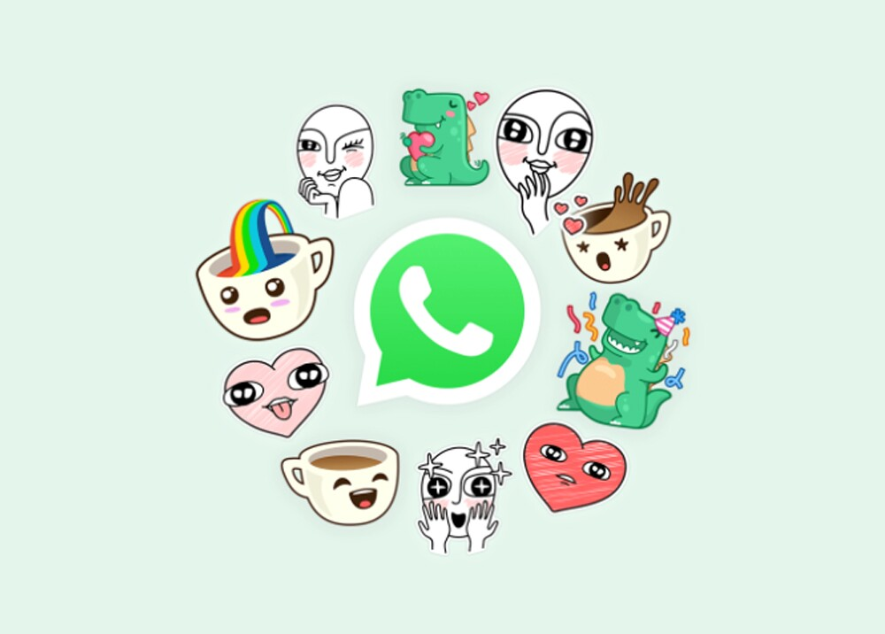 321229_BLU Radio. Stickers de WhatsApp / Foto: WhatsApp