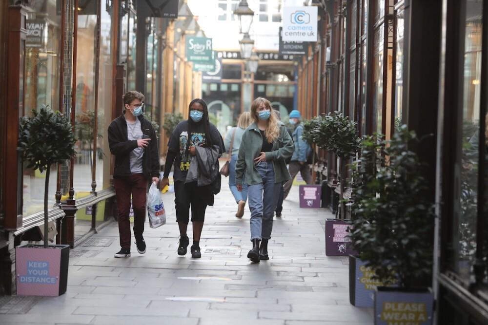Pandemia del coronavirus / AFP