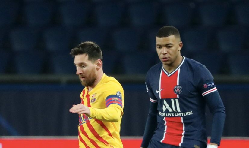 Messi - Mbappé