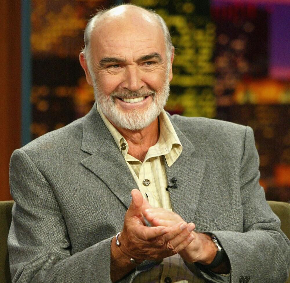 Sir Sean Connery / AFP