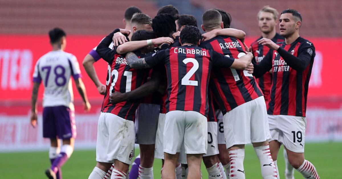 Milan reportó dos positivos para coronavirus previo al encuentro contra Juventus