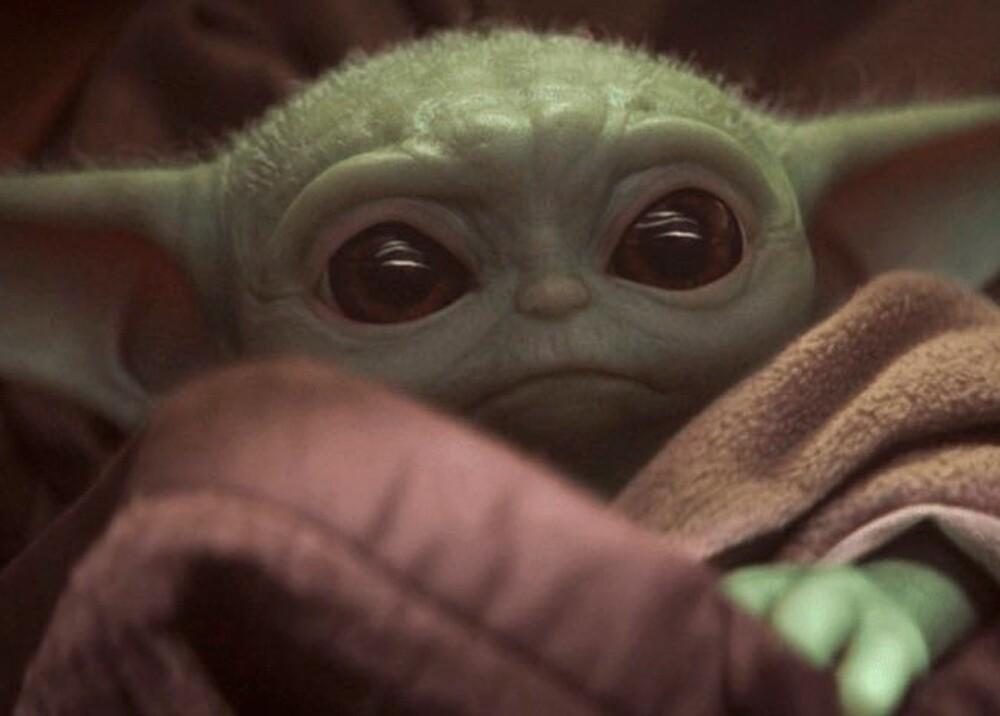 349943_Baby Yoda // Foto: captura video Disney+