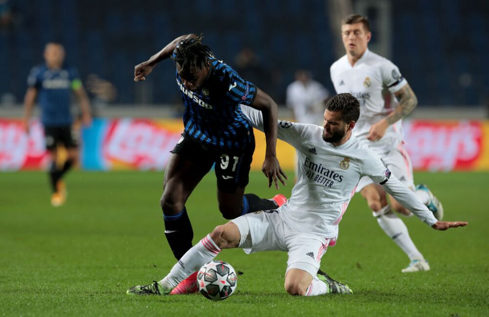 Atalanta v Real Madrid