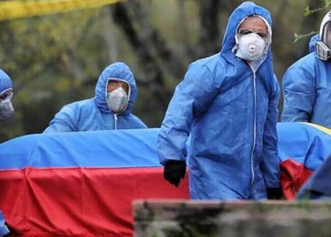 373866_Fallecidos coronavirus // Foto: AFP
