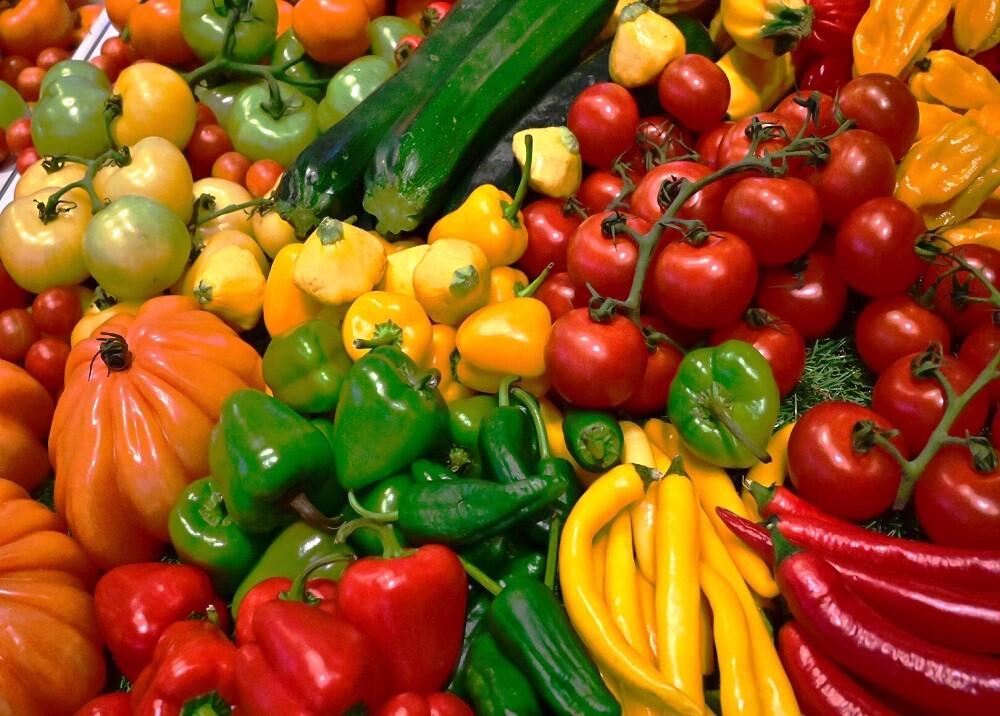 325376_Foto: verduras saludables AFP